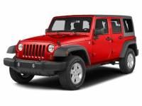 2014 Jeep Wrangler Unlimited 4WD Sahara Sport Utility in Woodbury NJ