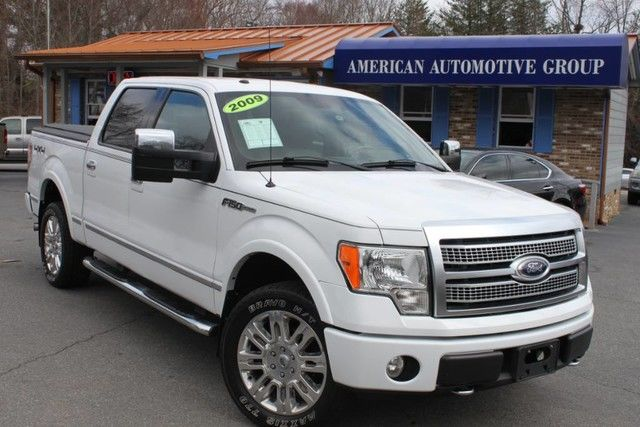 Photo 2009 Ford F-150 Platinum