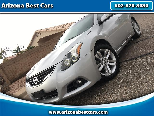 Photo 2011 Nissan Altima 2.5 S Coupe