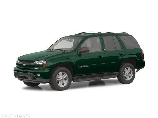 Photo 2002 Chevrolet TrailBlazer SUV in Rock Hill, SC