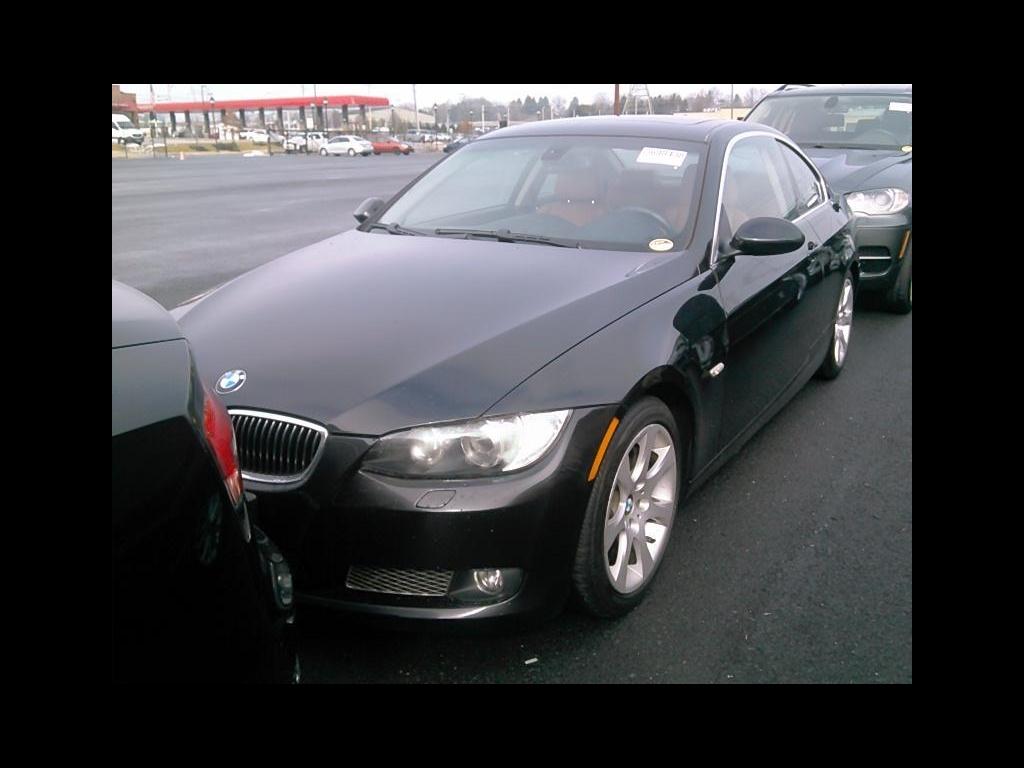 Photo 2007 BMW 3-Series 335i Coupe