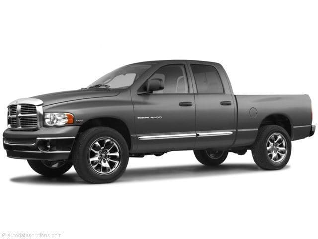 Photo 2005 Dodge Ram 1500 SLTLaramie Truck Quad Cab in Tampa