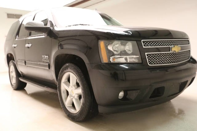 Photo Used 2011 Chevrolet Tahoe LT Texas Edition 1500 2WD in Vernon TX