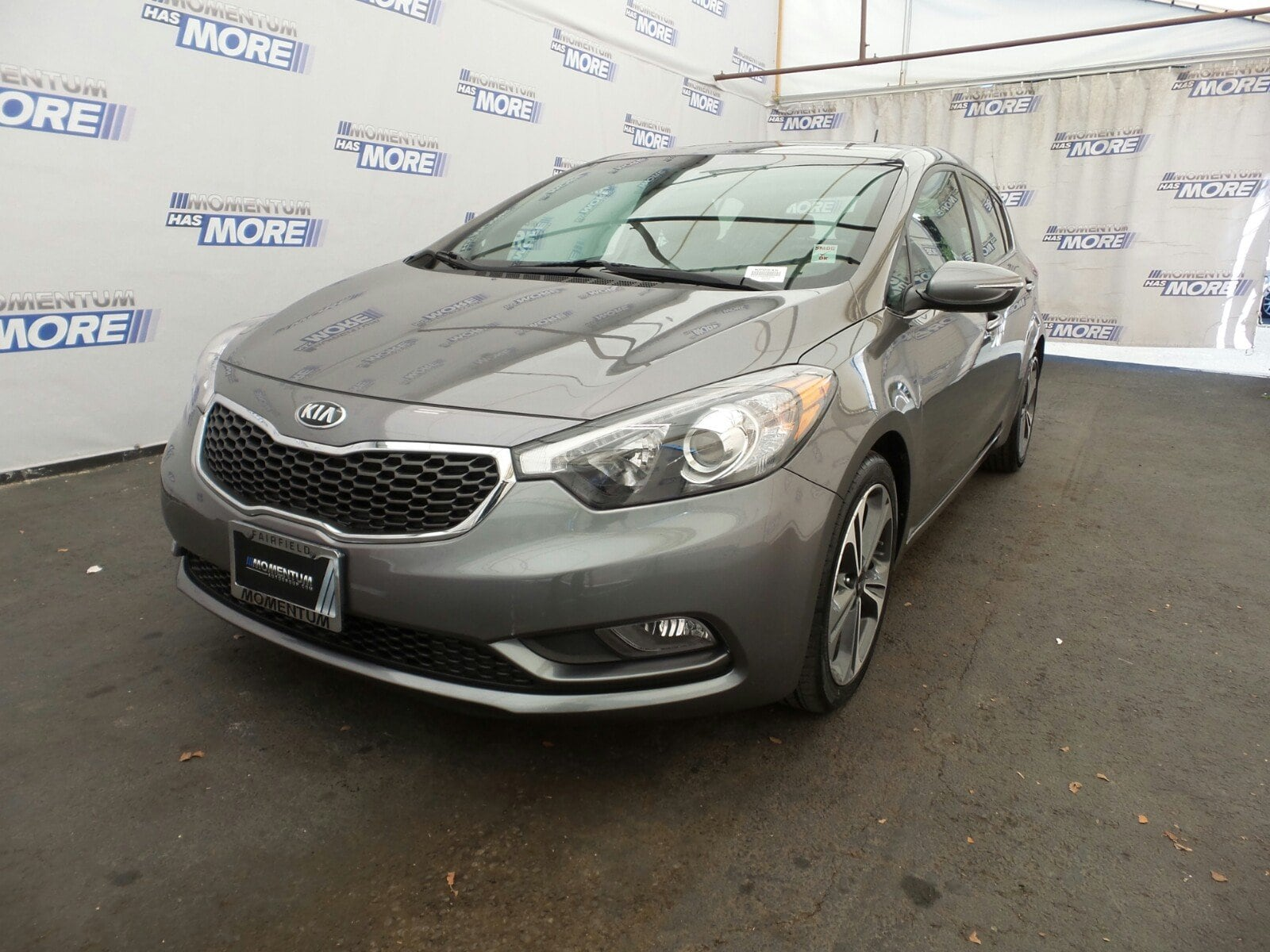 Photo Used 2016 Kia Forte EX FWD Hatchback in Fairfield CA