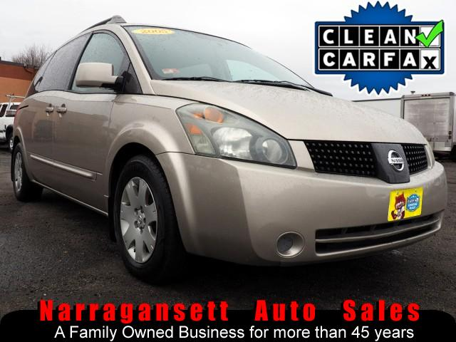 Photo 2005 Nissan Quest Auto Air Full Power DVD Only 117K