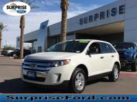 Used 2011 Ford Edge SE SUV For Sale in Surprise Arizona