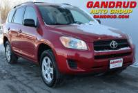 2011 Toyota RAV4 4WD 4-cyl 4-Spd AT