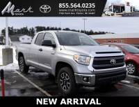 Certified Pre-Owned 2015 Toyota Tundra SR5 Double Cab 5.7L V8 4x4 w/TRD Off Road Package Truck in Plover, WI