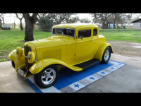 1932 Ford Coupe 5 Window