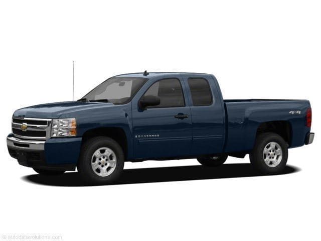 Photo Pre-Owned 2011 Chevrolet Silverado 1500 LT Truck Extended Cab 8 in Fayetteville NC