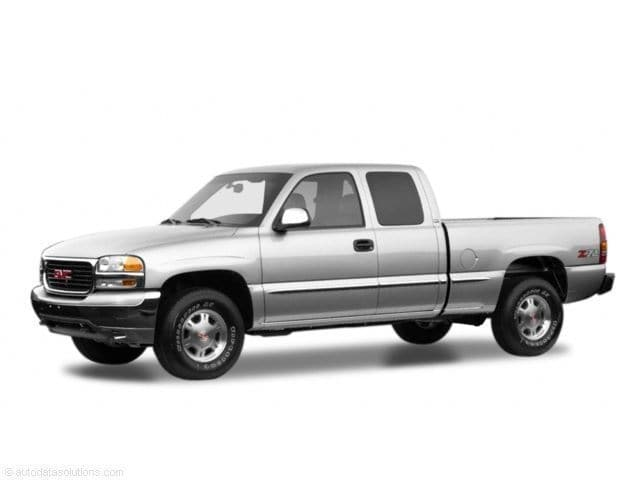 Photo Used 2001 GMC Sierra 1500 SLE Truck Extended Cab for Sale in Missoula near Orchard Homes