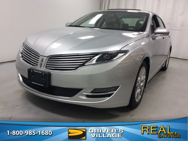 Photo Used 2016 Lincoln MKZ For Sale  Cicero NY