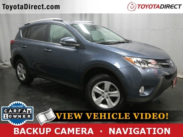 Photo 2014 Toyota RAV4 4WD XLE SUV All-wheel Drive