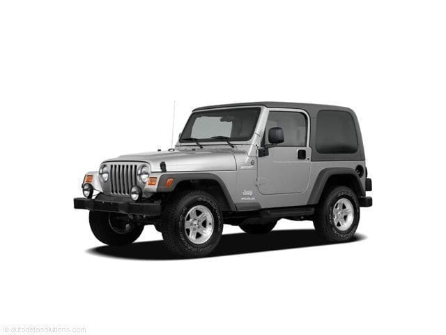 Photo Used 2005 Jeep Wrangler Sport SUV in Grants Pass