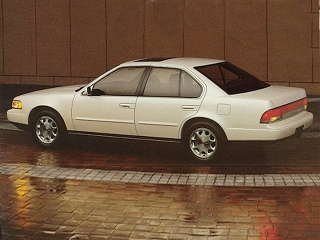 Photo Used 1994 Nissan Maxima GXE For Sale in Tucson, Arizona