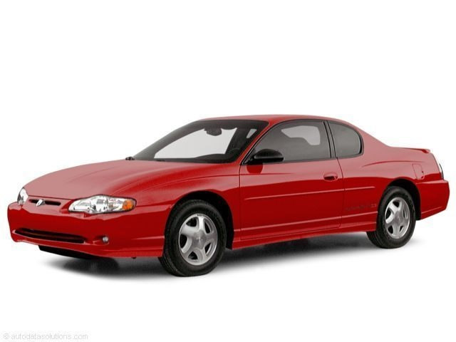 Photo 2000 Chevrolet Monte Carlo SS Coupe in Rock Hill, SC