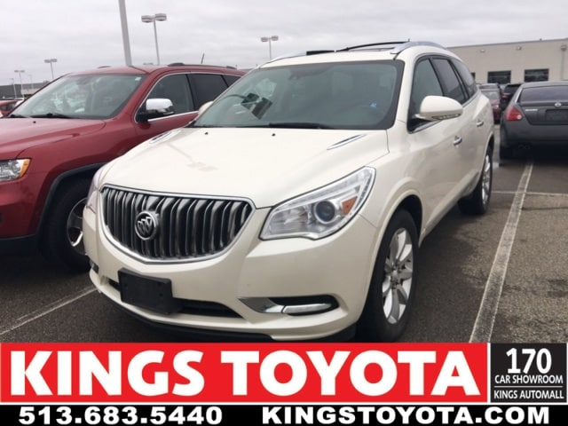 Photo Used 2014 Buick Enclave Premium Group Sport Utility in Cincinnati, OH