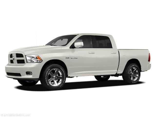 Photo Used 2009 Dodge Ram 1500 Truck For Sale Springdale AR