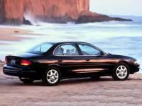 1999 Oldsmobile Intrigue GX Sedan