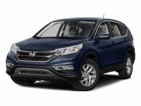 Pre-Owned 2015 Honda CR-V EX FWD Sport Utility Vehicle