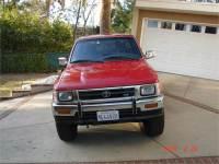 1992 TOYOTA 4WD PICKUP V6