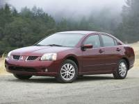 Pre-Owned 2004 Mitsubishi Galant ES FWD 4D Sedan
