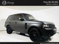 2012 Land Rover Range Rover HSE LUX | Rear Camera | Navigation | Heated Seats | 13 14 With Navigation