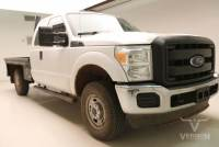 Used 2015 Ford F-250 XL Extendned Cab 4x4 Flatbed in Vernon TX
