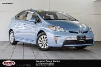 Used 2014 Toyota Prius Plug-In 5dr HB (Natl)