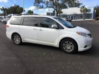 2012 Toyota Sienna XLE Minivan
