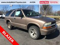Pre-Owned 2004 Chevrolet Blazer LS RWD 2D Sport Utility
