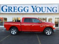 CERTIFIED PRE-OWNED 2014 RAM 1500 BIG HORN 4WD