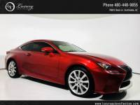 2015 Lexus RC 350 Navigation | Rear Camera Htd Seats | Vent Seats | Sport | 16 17 Rear Wheel Drive Coupe