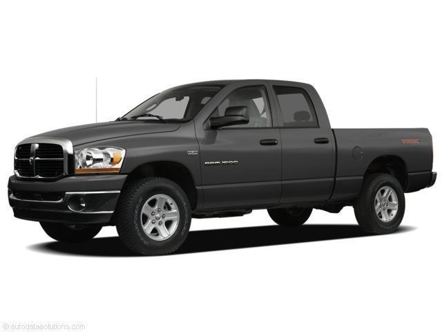 Photo 2008 Dodge Ram 1500 SLT Quad Cab Pickup
