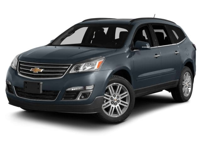 Photo Used 2014 Chevrolet Traverse LS FWD LS for Sale in Waterloo IA