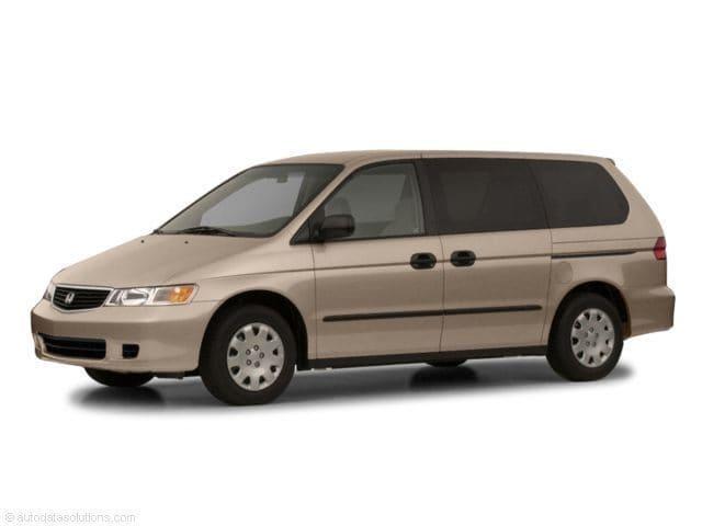 Photo Used 2001 Honda Odyssey Minivan For Sale Boardman, Ohio