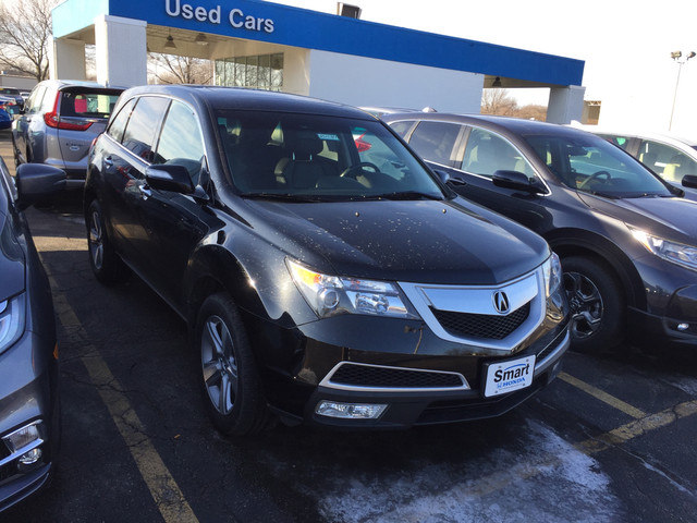 Photo 2012 Acura MDX with Technology Package SUV