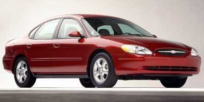 Photo Pre-Owned 2000 Ford Taurus SES FWD 4dr Car