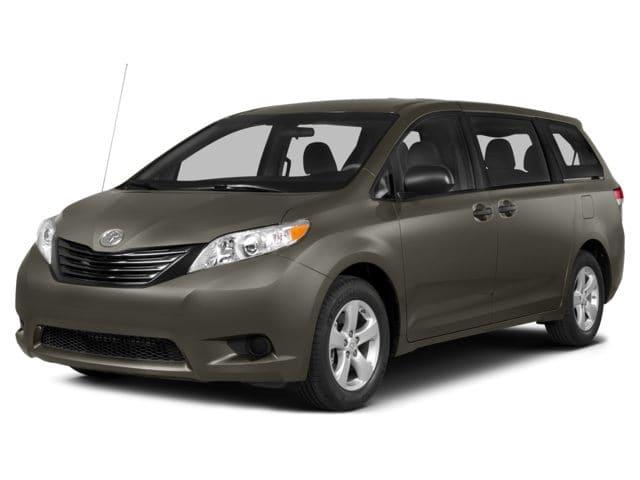 Photo 2015 Toyota Sienna XLE Premium Navigation, Sunroof  Dual View Blu-Ra Van Front-wheel Drive 4-door