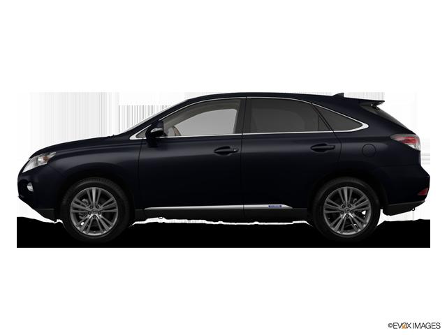 Photo 2015 Lexus RX 450h BLACK SUV