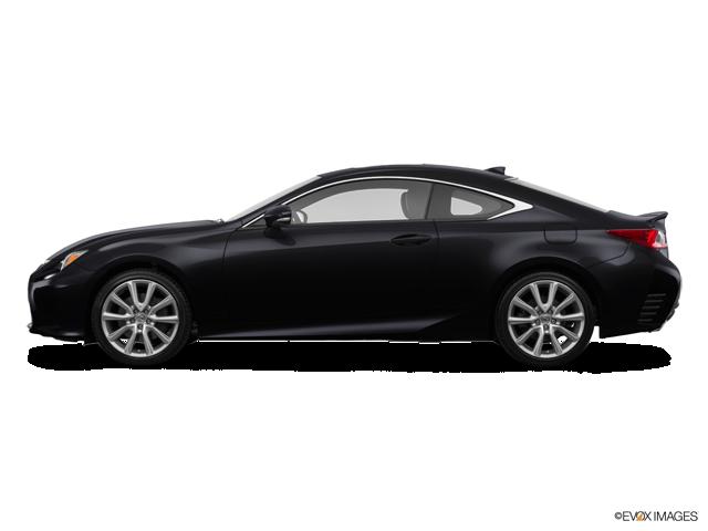 Photo 2016 Lexus RC 350 BLACK Coupe