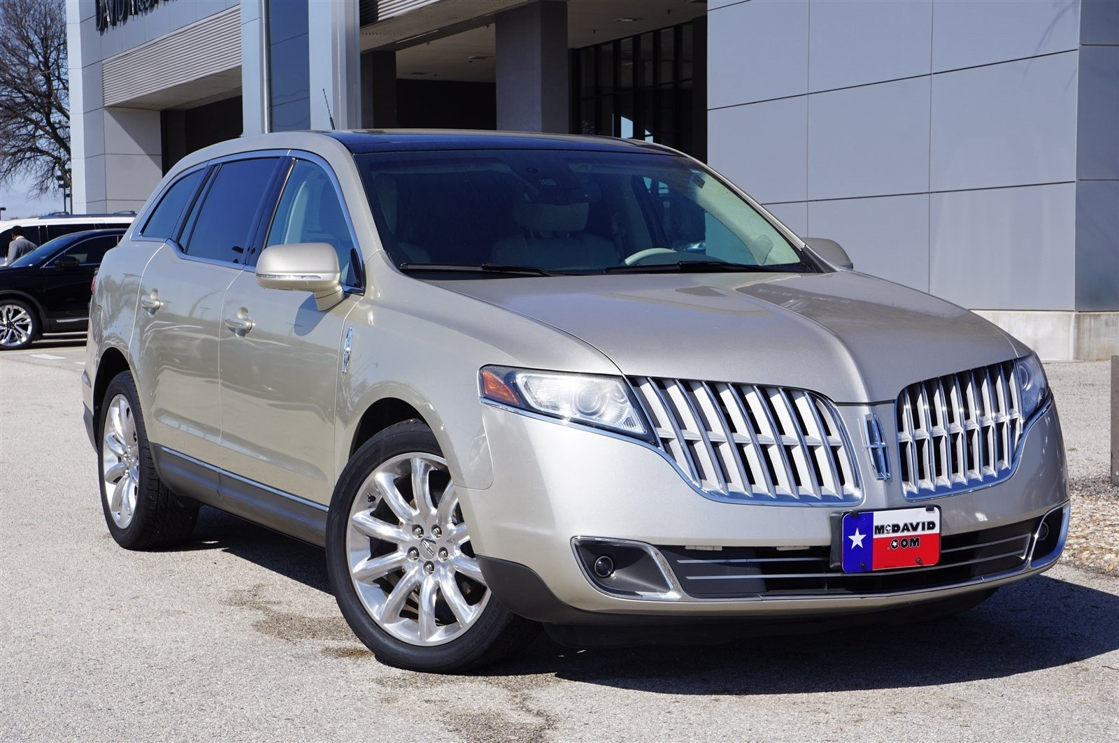 Photo Pre-Owned 2010 Lincoln MKT Wagon 6 in PlanoDallasFort Worth TX