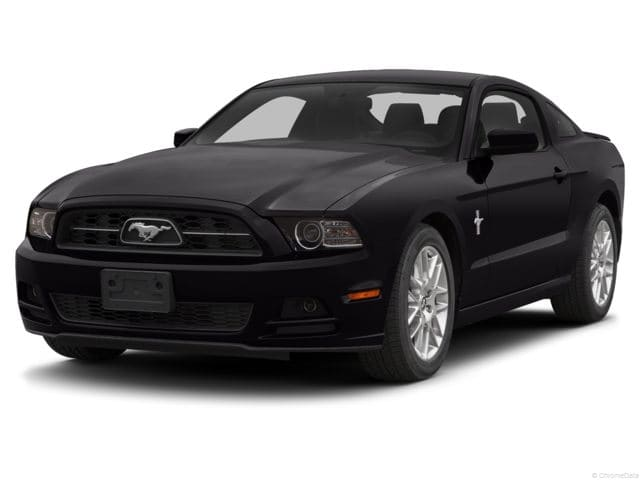 Photo 2014 Ford Mustang Coupe in New Port Richey, FL