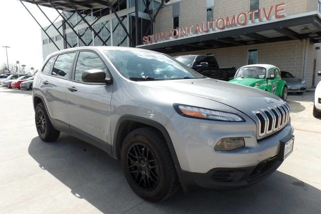 Photo 2014 Jeep Cherokee Sport 4X4