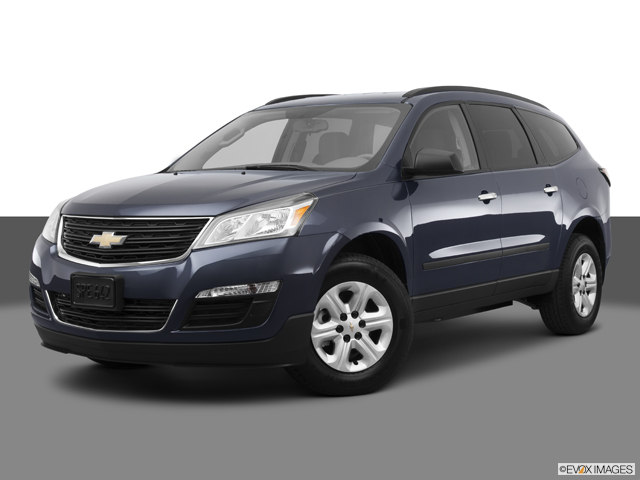 Photo Used 2013 Chevrolet Traverse LT SUV V6 SIDI for sale in OFallon IL