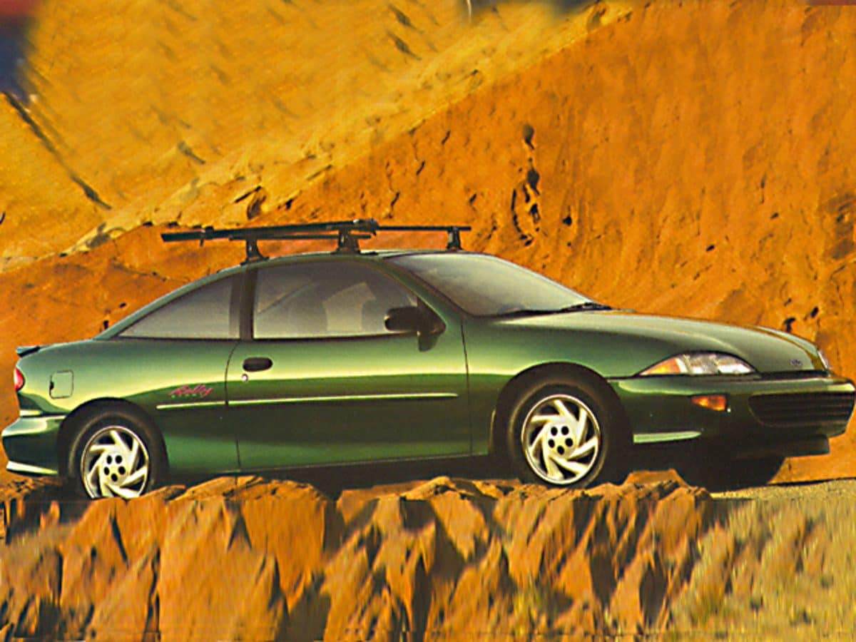 Photo Used 1998 Chevrolet Cavalier For Sale  Bel Air MD