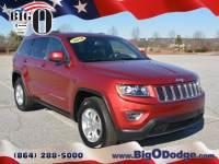 Certified Pre-Owned 2014 Jeep Grand Cherokee 4x2 Laredo SUV in Greenville, SC