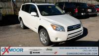 Pre-Owned 2007 Toyota RAV4 Limited FWD 4D Sport Utility