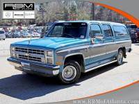Pre-Owned 1988 CHEVROLET SUBURBAN