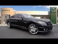 Pre-Owned 2008 Mercedes-Benz CL-Class CL 63 AMG® RWD CL 63 AMG 2dr Coupe